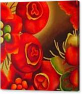 Rosehip Canvas Print