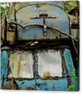 Rusted Series Canvas Print