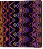 Sally's Shower Curtain Canvas Print