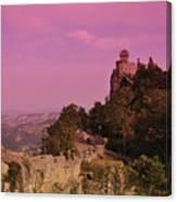 San Marino Canvas Print