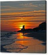 Seagrove Beach Canvas Print