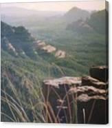 Sedona Mesa Canvas Print