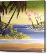 Seescape  Canvas Print