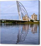 Seri Wawasan Bridge Canvas Print