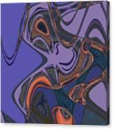 Shirley Maclaine's Grasshopper Phase Canvas Print