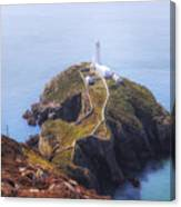 South Stack - Wales Canvas Print