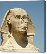 Sphinx At Gisa, Egypt Canvas Print