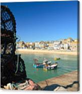 St.ives Canvas Print
