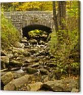Stone Bridge 6063 Canvas Print