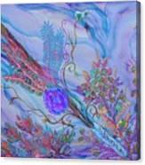 Sukkot-the Lulav Canvas Print