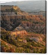 Sunrise Point Canvas Print