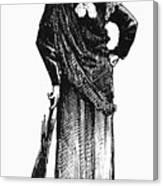 Susan B. Anthony (1820-1906) Canvas Print