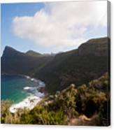 Table Mountain National Park Canvas Print
