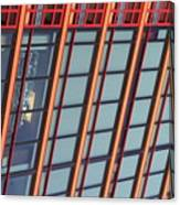 Tall Building Showing Colors #2 Canvas Print