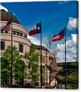 The Bullock Texas State History Museum Canvas Print
