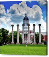 The Francis Quadrangle - University Of Missouri Canvas Print