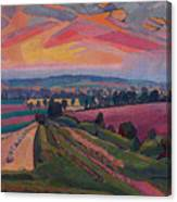 The Icknield Way Canvas Print