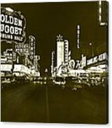The Las Vegas Strip Canvas Print