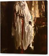 The Moorish Chief Canvas Print