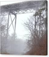The New River Gorge Bridge Canvas Print
