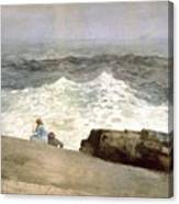 The Northeaster Canvas Print