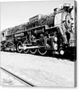 Train Engine #2732 Canvas Print