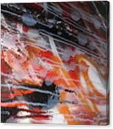 Urban Life Canvas Print