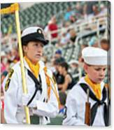 Us Naval Sea Cadet Corps - Gulf Eagle Division, Florida Canvas Print