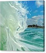 Venice Surf Canvas Print