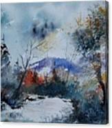 Watercolor  802120 Canvas Print