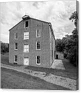 Watkins Woolen Mill State Park And State Historic Site Canvas Print