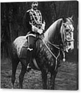 William II Of Germany Canvas Print