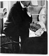 William Osler, Canadian Physician Canvas Print