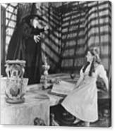 Wizard Of Oz, 1939 Canvas Print