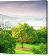 Budapest Hungary Canvas Print