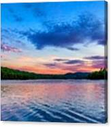 In The Landscape Canvas Print