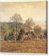 Meakinlouishenry Edenpark-we Louis Henry Meakin Canvas Print