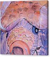 20. Meris Van De Grift Canvas Print
