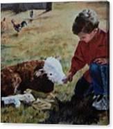 20 Minute Orphan Canvas Print
