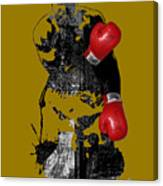 Muhammad Ali Collection Canvas Print