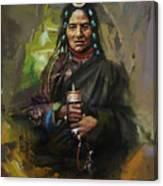20 Pakistan Folk Gilgit Canvas Print