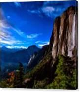 Pictures Of Landscape Canvas Print