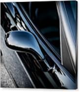 2002 Corvette Ls1 Painted  Canvas Print