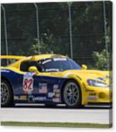 2003 Dodge Viper Gts-r At Road America Canvas Print