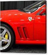 2003 Ferrari 575m . 7d9389 Canvas Print