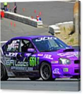 2004 Subaru Wrx Sti Canvas Print