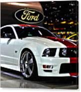 2006 Ford Mustang No 1 Canvas Print