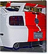 2006 Ford Mustang No 2 Canvas Print