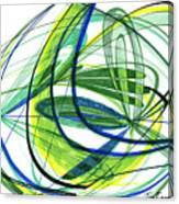2007 Abstract Drawing 4 Canvas Print