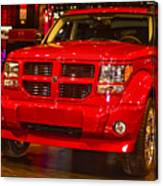 2007 Dodge Nitro Canvas Print